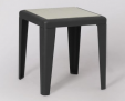 Laurel Stool, Grey Lava Stone  £92 at Swoon Editions