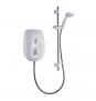 Mira Go Electric Shower – White/Chrome 8.5kW  £75.00 at Wickes