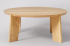 Kobi Coffee Table, Light Oak   £247  at Swoon Editions