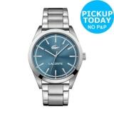 Lacoste Mens' Edmonton Stainless Steel Bracelet Watch £59.99 at Argos Ebay