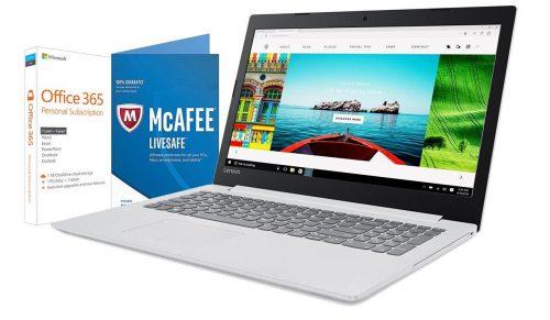 Lenovo IdeaPad 320 Intel Pentium, 4GB RAM, 1TB HDD, 15 6 inch HD