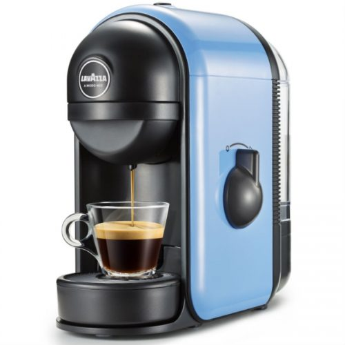 Lavazza Minù Pod Coffee Machine Blue 2999 At Robert Dyas