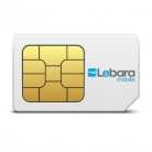 5GB 3G Data, Unlimited Int'l & National Mins, 1000 Texts, SIMO Deal 30 Day Contract £12/mth Lebara