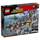 Lego 76057 Marvel Heroes Spider-Man Web Warriors Ultimate Bridge Building Blocks £55 at Tesco eBay Outlet