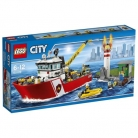 Lego City 60109 Fire Boat Toy Building Blocks £36.50 at Tesco Outlet on eBay and Amazon