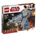Lego Star Wars 75188 Resistance Bomber £79.99 Delivered at eBay