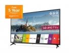 LG 65UJ630V 65 inch 4K Ultra HD HDR Smart LED TV (2017 Model) £839 at Amazon