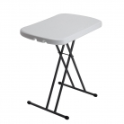 Lifetime 2 ft (0.66 m) Personal Folding Table – White £17.99 (was £22.99) at Amazon