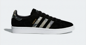 Adidas CAMPUS SHOES, Black  £37.48 at Adidas