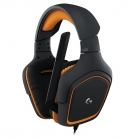 Logitech G231 Prodigy Wired Gaming Headset – Black £43.99 at Toby Deals