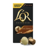 L'OR Espresso Colombia Intensity 8 – Nespresso Compatible Coffee Capsules £16.99 at Amazon