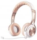 Lucid Sound LS20 Multiplatform Wired Headset – White Gold  £22.99 at Argos on eBay – Limited Stock
