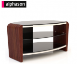 Alphason FRN800-3W Stylish TV Stand For 37 Inch TV's in Walnut   £98.90 RRPat Hughes