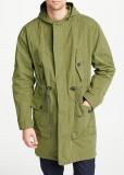 JOHN LEWIS & Co. Parka Jacket, Khaki   £74.50 at John Lewis & Partners