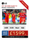 MASSIVE SAVINGS on Samsung & LG 4K Smart TVs with up to £400 Off + Free 5 Year Warranty at PRC Direct
