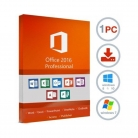 Microsoft Office 2016 Professional Plus for Windows PC £8 at Amazon