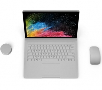MICROSOFT Surface Book 2 13.5″ – 256 GB, Silver £1,349 with Code at Currys