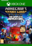 Minecraft Story Mode Complete Adventure Xbox One £1.99 @ CD Keys