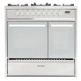 Montpellier 90cm Single Cavity Duel Fuel Range Cooker Stainless Steel MRT91DFMX £695 @ Co-op Electrical
