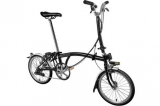 Brompton H6L Battery Lighting 2018 Folding Bike   £1,062.00   at Evans Cycles