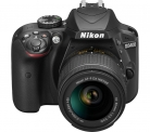 NIKON D3400 DSLR Camera with 18-55 mm f/3.5-5.6 Lens £354 with Code at Currys
