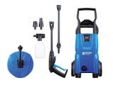 Nilfisk C 110 bar Pressure Washer with Patio Cleaner £64.99 at Amazon – Daily Deal
