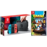 Nintendo Switch Neon + Crash Bandicoot N-Sane Trilogy £269.10 with Code at AO eBay