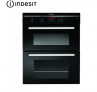 Indesit FIMU23BKS 96 Litre Electric Built Under Double Oven in Black £319.90  at Hughes