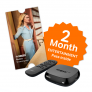 NOW TV BOX + 2 Month Entertainment pass + Sky Store Voucher £10.85 at ShopTo