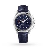 Omega Seamaster Aqua Terra GMT Mens Watch £4,780 @ Goldsmiths