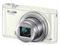 Casio EXILIM EX-ZR5100 Digital Cameras – White £167.80 at Toby Deals
