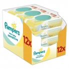 Pampers New Baby Sensitive Wet Wipes, Pack of 12 (12 x 50 pieces) ONLY £7.45 at Amazon