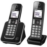 Panasonic KX-TGD312EB Caller ID Phonebook Twin Cordless Telephone £27.99 w/ Code at Co-op eBay