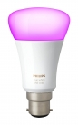 Philips Hue White and Colour Ambiance Wireless Lighting 10W B22 Richer Colours LED Bulb £37.99 at Amazon