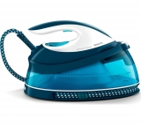 PHILIPS PerfectCare Compact GC7805/20 Steam Generator Iron – Aqua Blue £129.97 at Currys