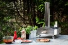 Get Uuni 3 Wood Fired Pizza Oven for ONLY £199 + Uuni Gas Burner Half Price at IWOOT