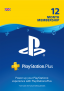 PlayStation Plus 12 Month Membership (INSTANT) £34.85 @ ShopTo