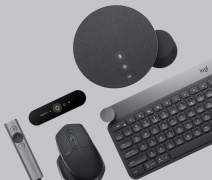 Get £5 Off When You Spend £30 at Logitech