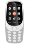 Nokia 3310 (2017) Dual Sim SIM FREE/ UNLOCKED – Grey £53.34 at Toby Deals