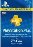 PlayStation Plus – 12 Month Subscription (UK) £31.99 at CD Keys