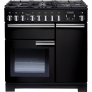 Rangemaster Professional Deluxe 90cm Dual Fuel 97600 Range Cooker in Black £1,355 with code @ Co-op Electrical