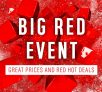 Huge Saving at Argo's Bank Holiday Big Red Event