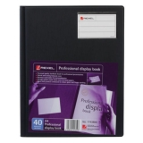 Rexel 40 Pockets Professional A4 Display Book With Business Card Holder & Pocket £14.99 at WHSmith eBay