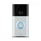 Ring Video Doorbell, Satin Nickel £89 at Amazon