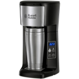 Russell Hobbs 22630 Brew & Go Coffee Machine £24.99 + 5% Off for Members @ Co-op Electrical