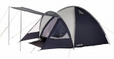 Halfords 4 Man Double Skin Outdoor Camping Camp Taped Seams Dome Tent 5.7kg £40 at Halfords eBay