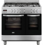 Zanussi 90cm Dual Fuel Range Cooker ZCK98307XA   £695  at Co-op Electrical