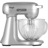 Sage The Scraper Mixer BEM430 Stand Mixer with 4.7 Litre Bowl – Silver £169 (save 80) at AO