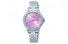 Seiko Ladies' Pink Dial Stainless Steel Bracelet Watch £24.99 at Argos eBay