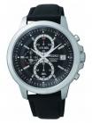 Seiko Men's Black Dial Chrono Strap Watch ONLY £39.99 at Argos eBay